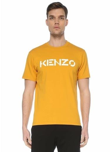 Kenzo Polo Yaka T-shirt Oranj